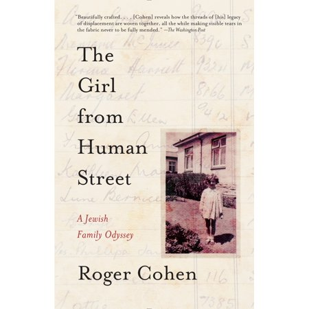 (The Girl from Human Street : A Jewish Family Odyssey)