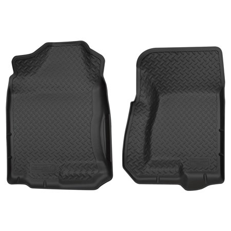 Husky Liners 99-06 GM Suburban/Yukon/Full Size Truck/Hummer/Escalade Classic Style Black Floor Liner