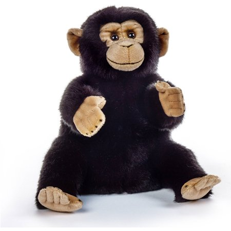 Lelly National Geographic Hand Puppet  Chimpanzee
