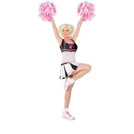 Morris Costumes Playboy Cheerleader Medium - Playboy Pirate Costume