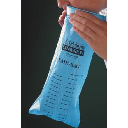 Emebag Vomit Bag 24 Per Pack By Centurion Medical Products