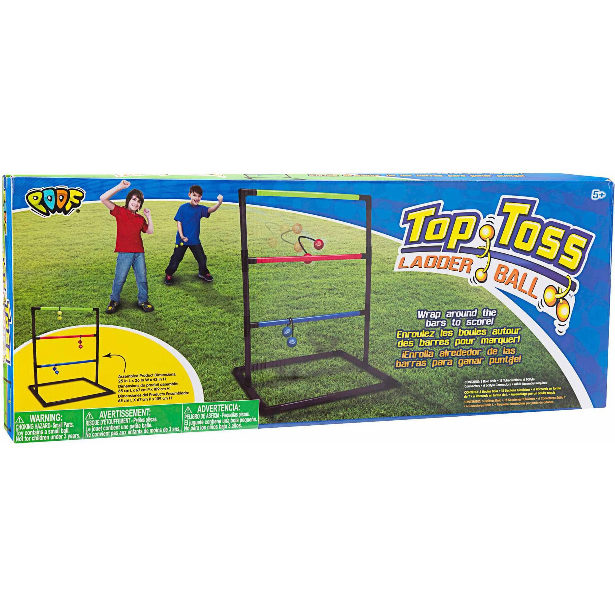 POOF Top Toss Ladder Ball