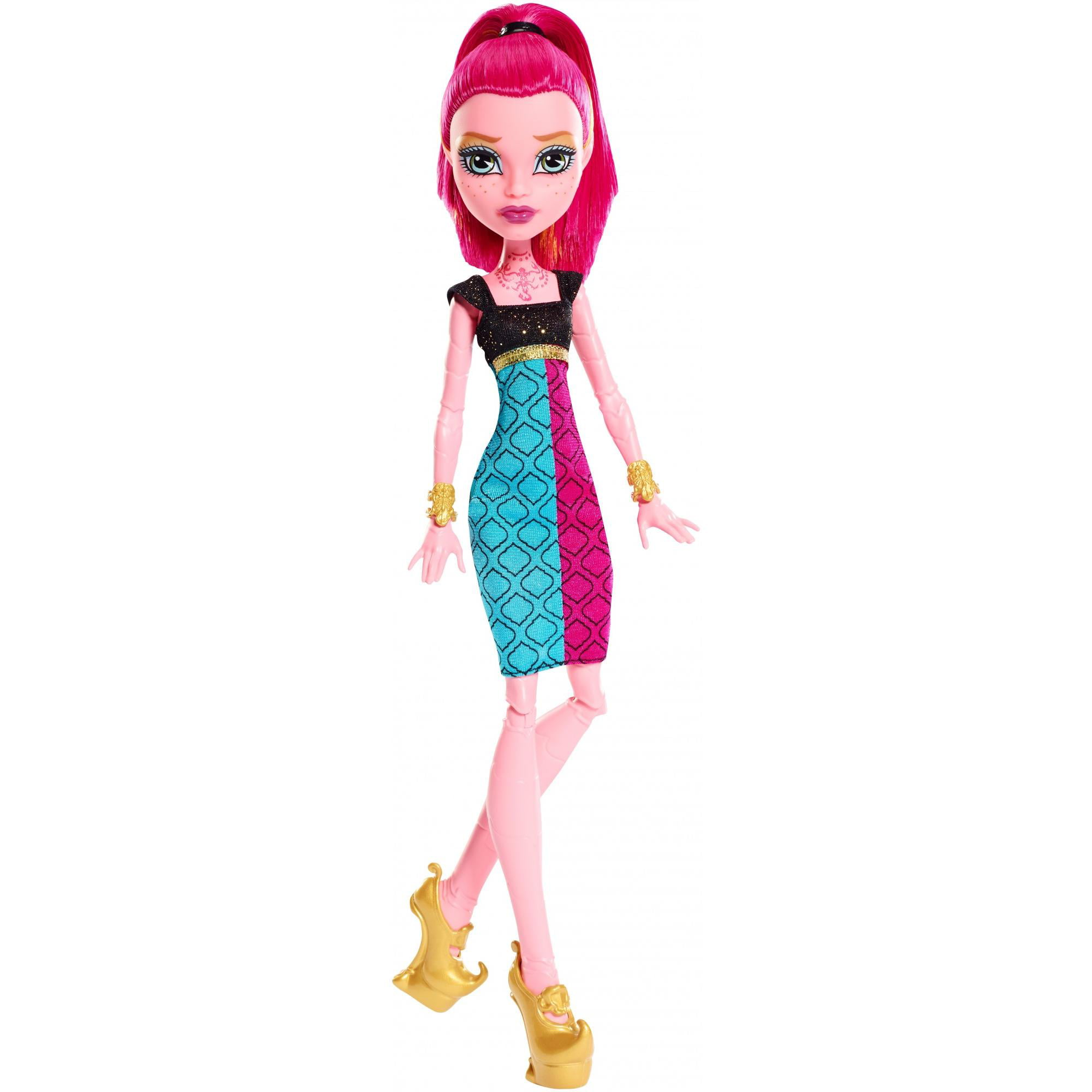 Monster High Gigi Grant Doll  Walmartcom