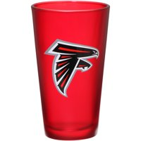 Atlanta Falcons 16 oz. Team Color Frosted Pint Glass