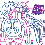 Monomyth - Happy Pop Family - Vinyl