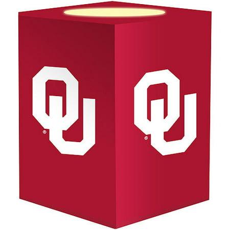 Ncaa Flameless Candle Oklahoma Sooners Walmart