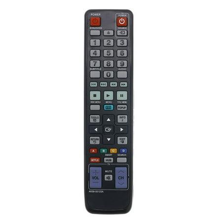 Replacement TV Remote Control for SAMSUNG BDD6700/ZA Television - image 2 de 2