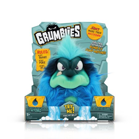Grumblies Hydro Action Figure