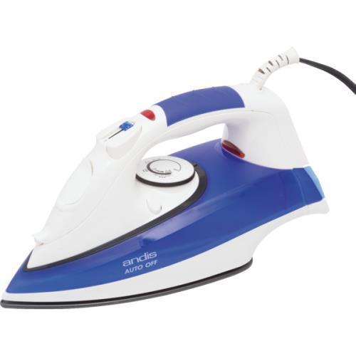 Andis 2-Way Auto-Off Steam Iron White by
