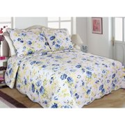 Joanne Quilt Set by United Curtain