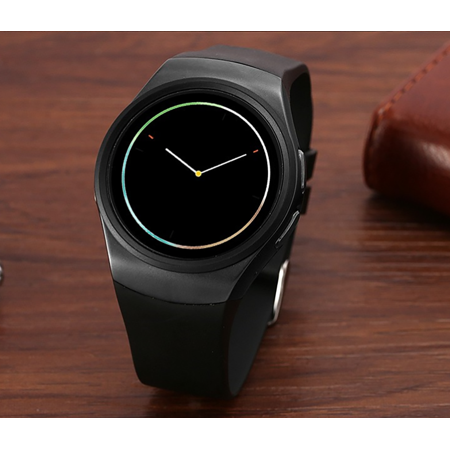 TechComm KW18 Smartwatch & Fitness Activity Tracker With
