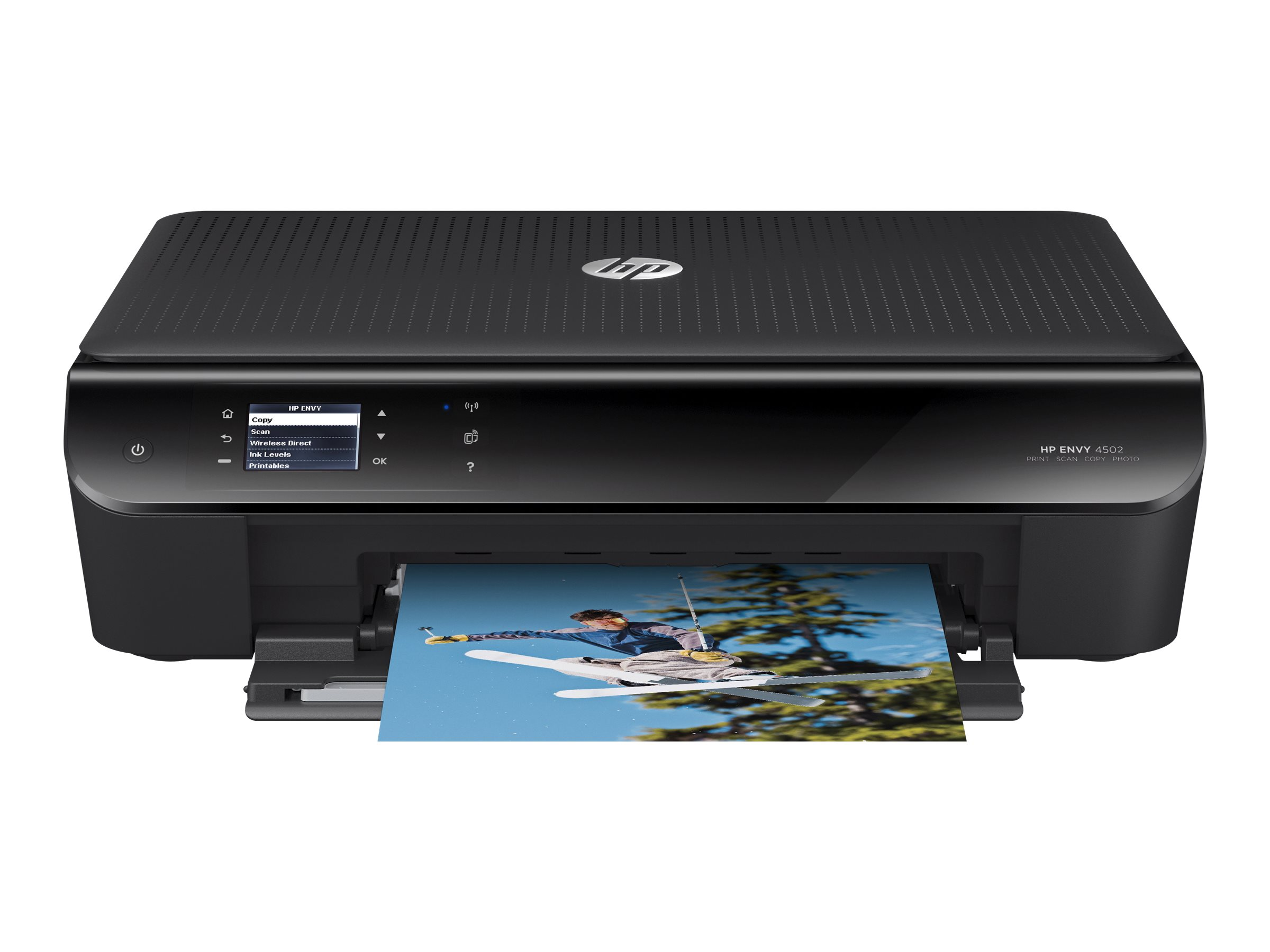 HP Envy 4502 Inkjet e-All-in-One Printer - Walmart.com
