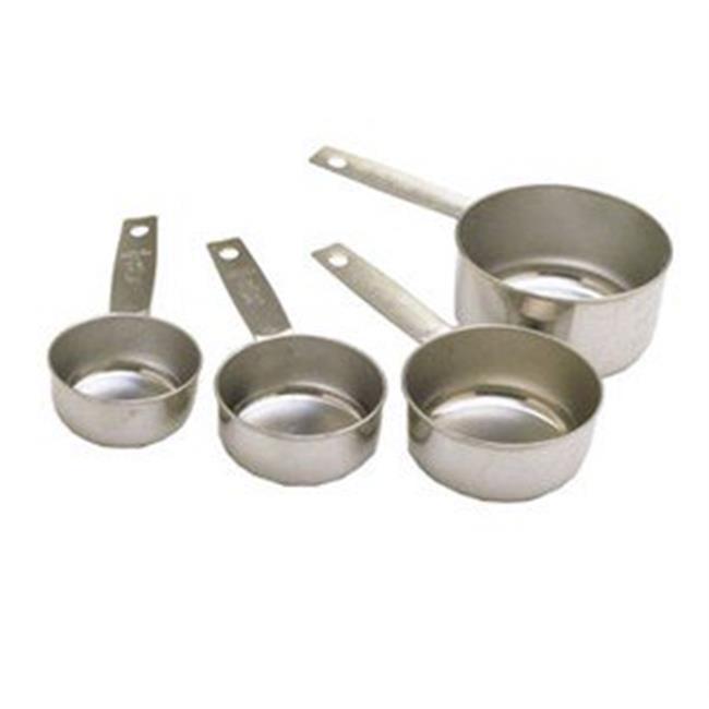 Stainless Steel Standard Measuring Cup Set