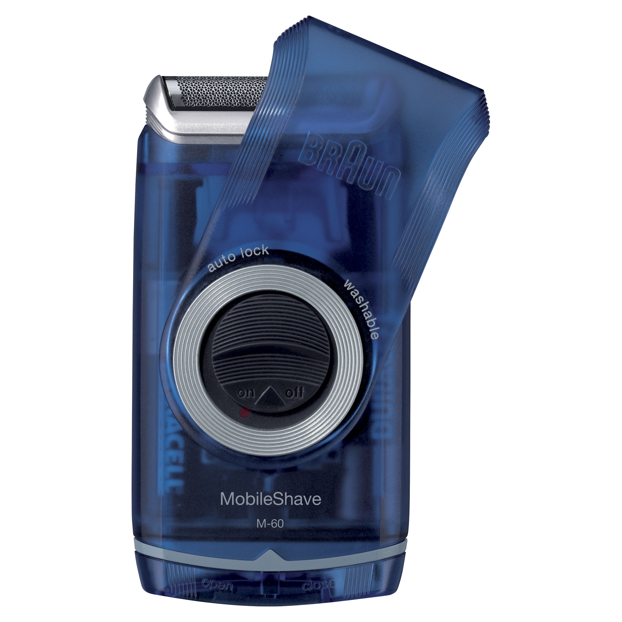 Braun Travel Mobile Men's Shaver - M60b