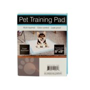 Odor Control Pet Training Pad (Pack Of 12)
