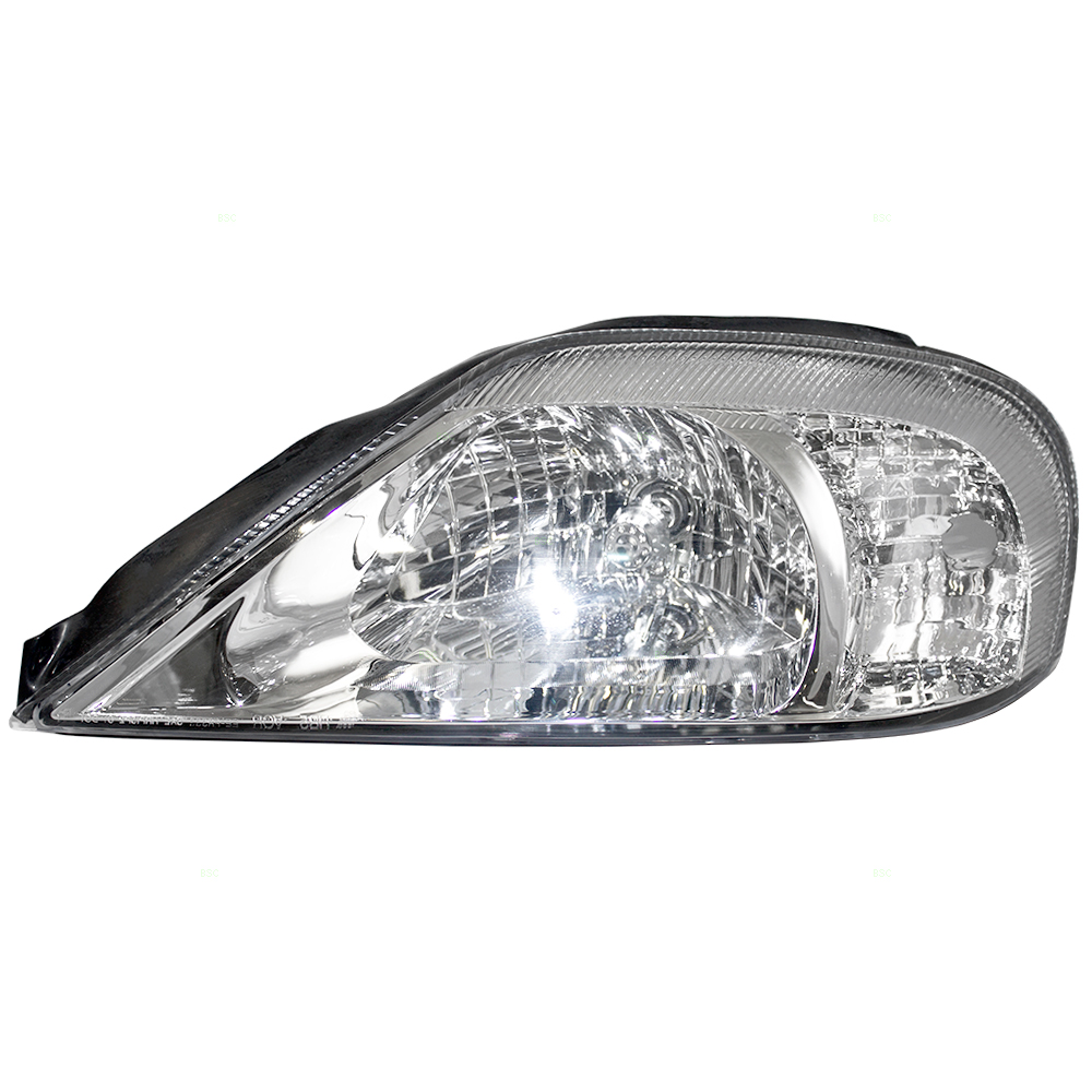 Drivers Headlight Headlamp Replacement for Mercury 1Z4F13008BB