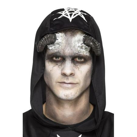 Demon Halloween Makeup Men (19