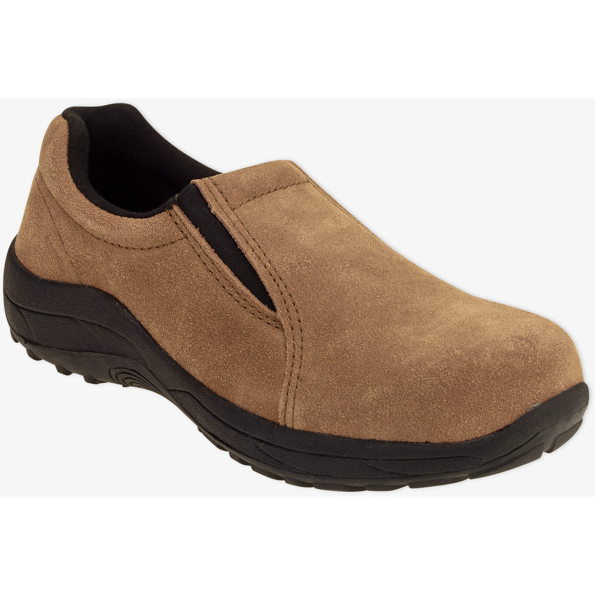Brahma Unisex Dungun Steel Toe Slip On Low Work Shoe