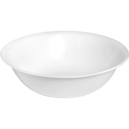 Corelle Livingware Serving Bowls, Winter Frost White, Set of