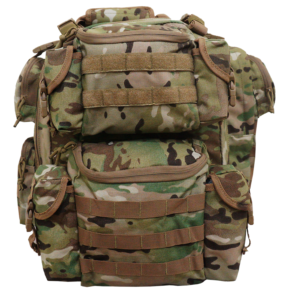Every Day Carry Ultimate 3 Day Tactical Backpack Hydration Ready - MultiCam