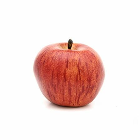 Gala Apple Artificial Fruit Fake Food Box Of 12 Realistic Look By Flora Bunda