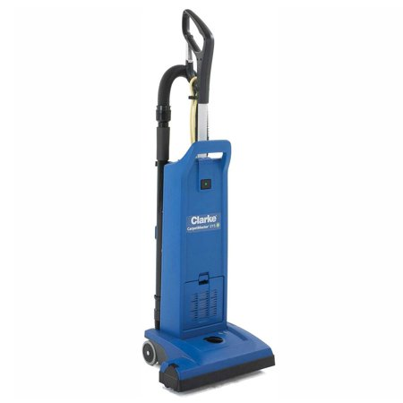Clarke CarpetMaster 215 Dual Motor Commercial Upright Vacuum 15 Inch