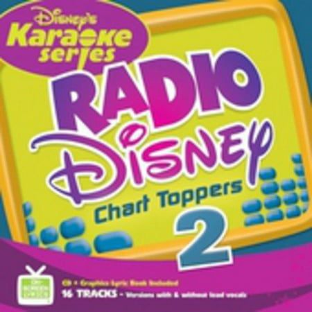 Radio Disney Jams 10 (DISNEY'S KARAOKE SERIES: RADIO DISNEY CHART TOPPERS VOL.)