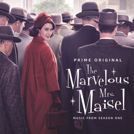 Marvelous Mrs Maisel: Season 1 (Music From The Prime Original Series) (CD)