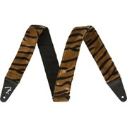 "NEW Fender 2"" Wild Tiger Print Strap - #099-0601-052"