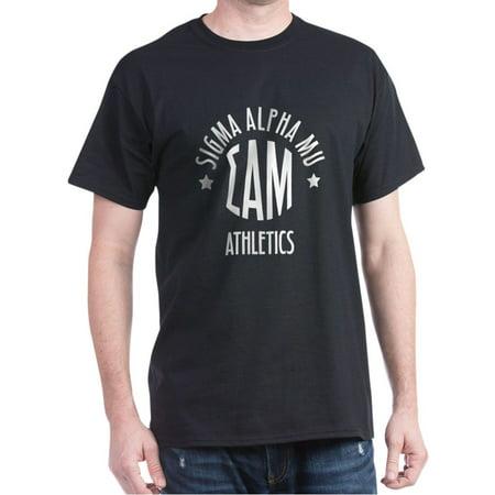 - Sigma Alpha Mu Athletics T-Shirt - 100% Cotton T-Shirt