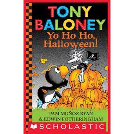 Tim Tony Halloween (Tony Baloney Yo Ho Ho, Halloween! -)