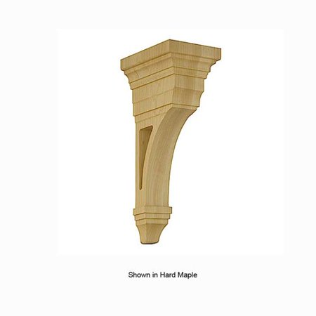 Crafts Cherry Wood (Brown Wood Arts and Crafts Open Corbel Unfinished Cherry 01607013CH1 )