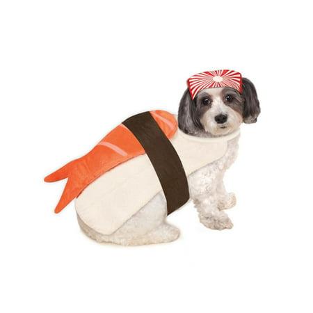 Halloween Sushi Pet Costume
