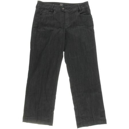 Jag Womens Juniors Denim Solid Trouser Jeans - Walmart.com