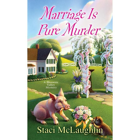 Marriage Is Pure Murder - eBook