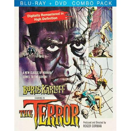 The Terror (Blu-ray) - Filmes De Terror Halloween 2