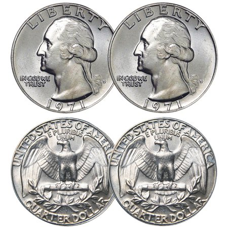 Two Headed and Two Tailed Trick Quarter Set Never Lose A Coin Flip