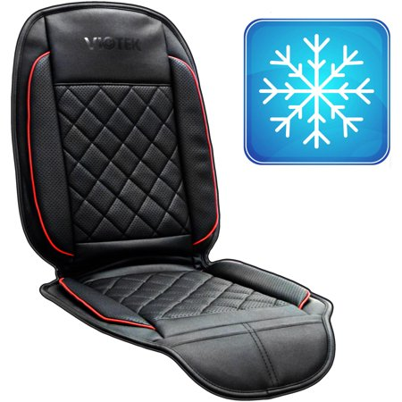 viotek cooled seat cushion with tru comfort auto cooling climate control. Black Bedroom Furniture Sets. Home Design Ideas