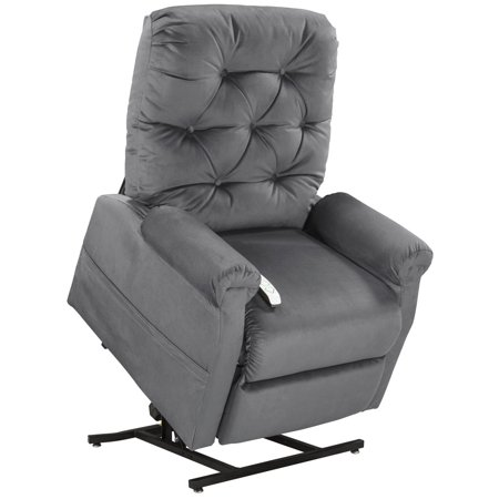 Mega Motion Classica Power Lift Chair Recliner- Charcoal (inside delivery and assembly) ()