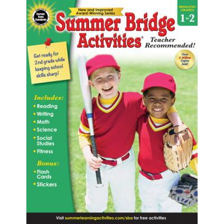 Summer Bridge Activities (1–2) Book](Summer Camp Activities For Kids)