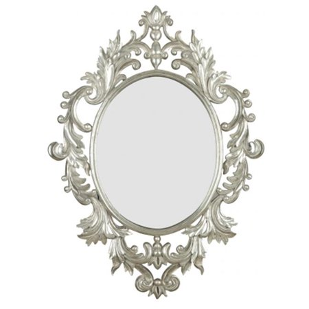Kenroy 60010 Louis Wall Mirror in Silver Leaf - image 1 of 1