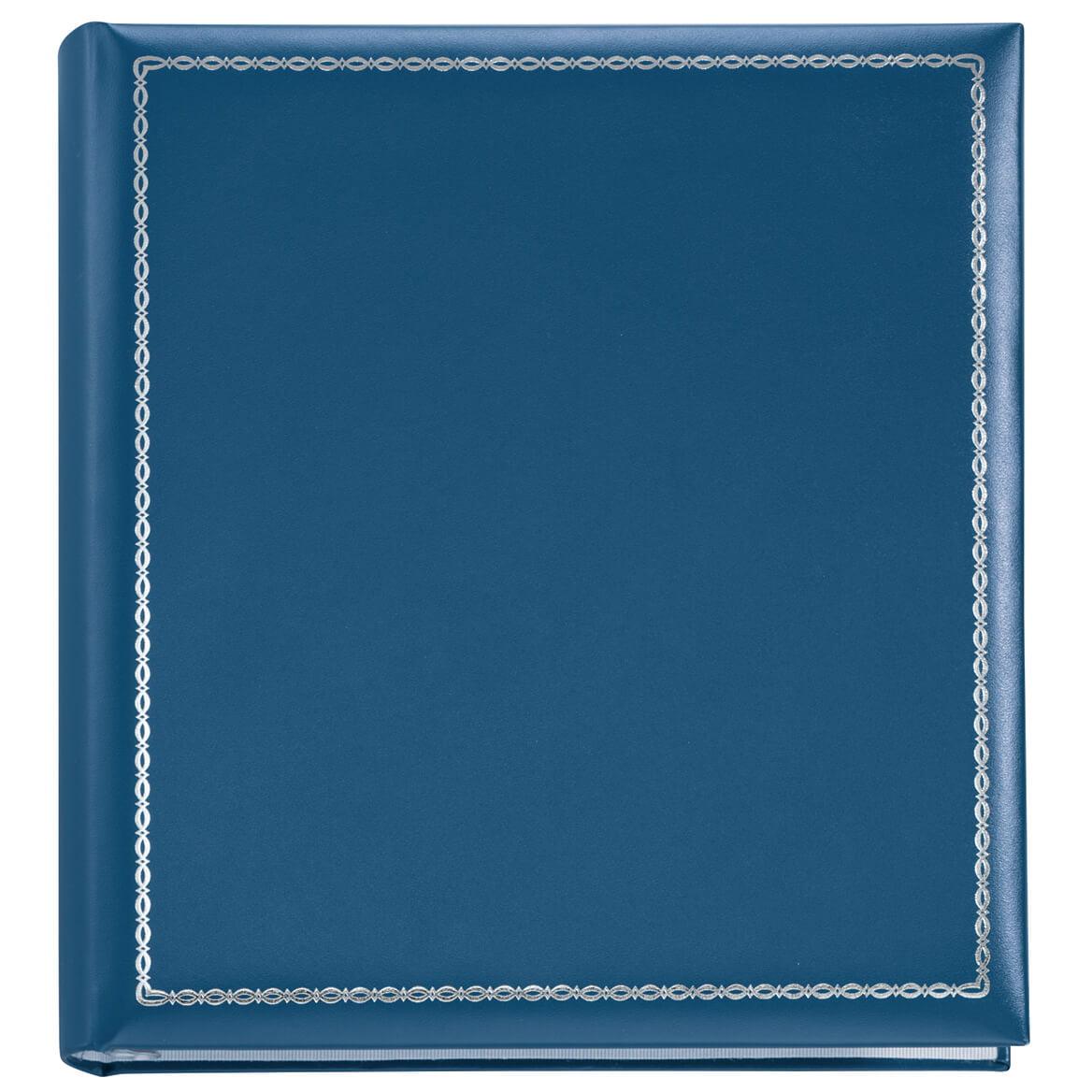 Felicity 3-ring Photo Album Gift Set, Blue