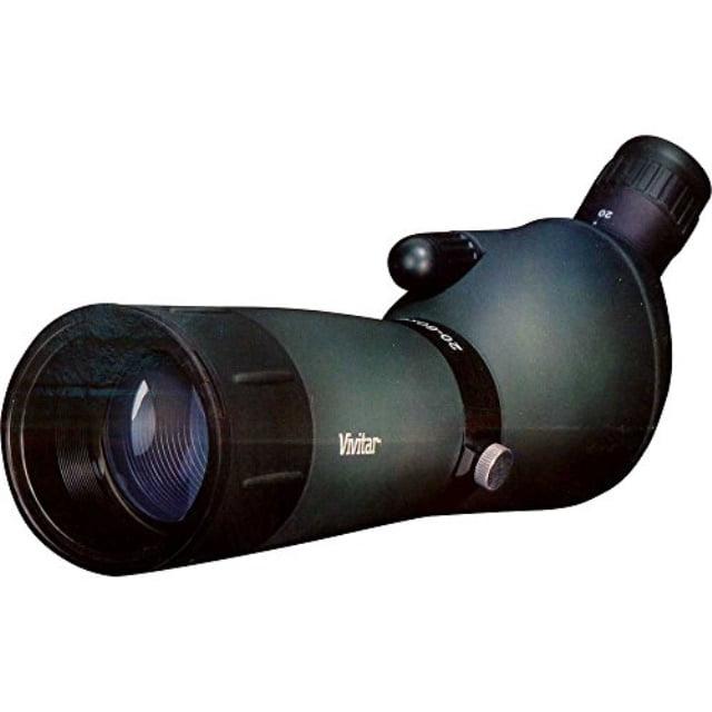 Vivitar Terrain Series Tv2060 20x60x60 Spotting Scope (Black)