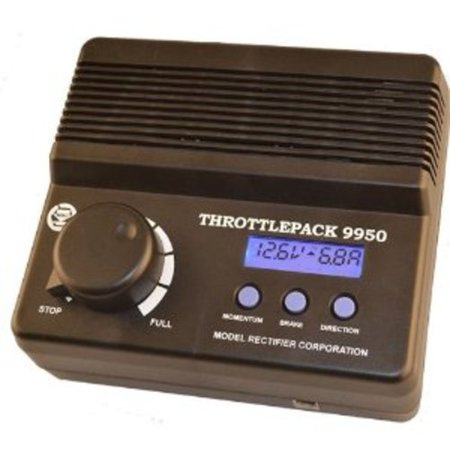 Model Rectifier Corporation Throttlepack 9950 Train Controller with LCD