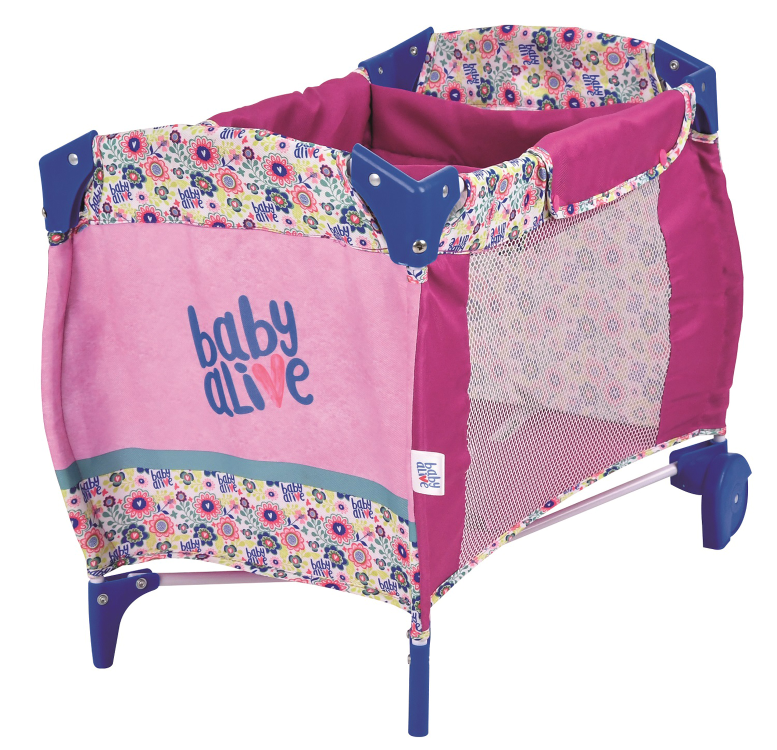 Baby Alive Doll Play Yard