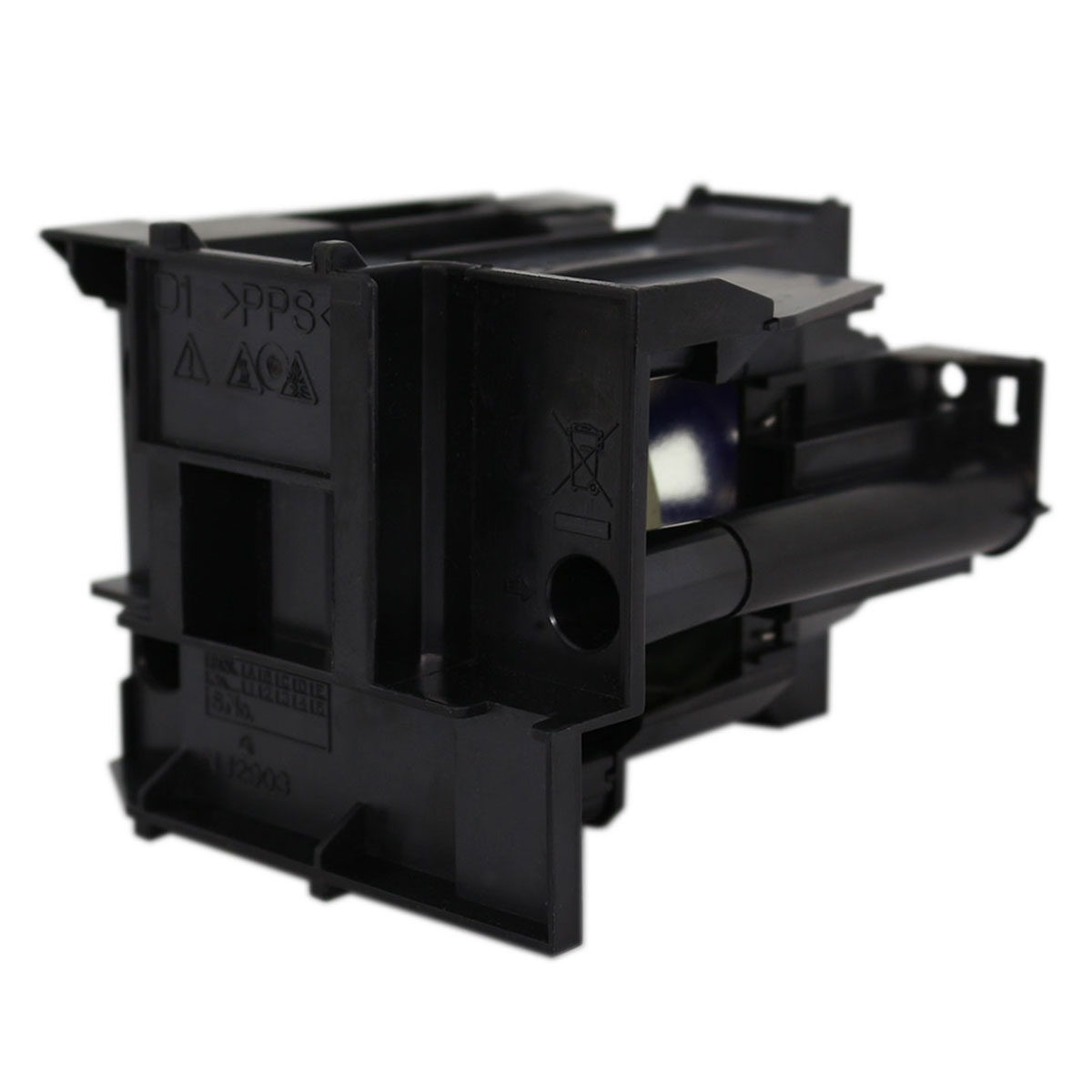 Lutema Platinum for Hitachi DT01291 Projector Lamp with Housing (Original Philips Bulb Inside) - image 3 of 5