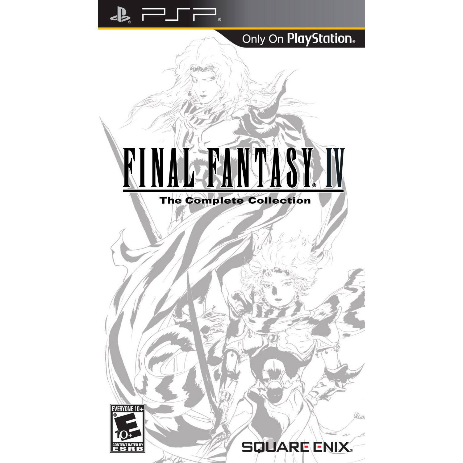 Sony PSP - Final Fantasy IV The Complete Collection
