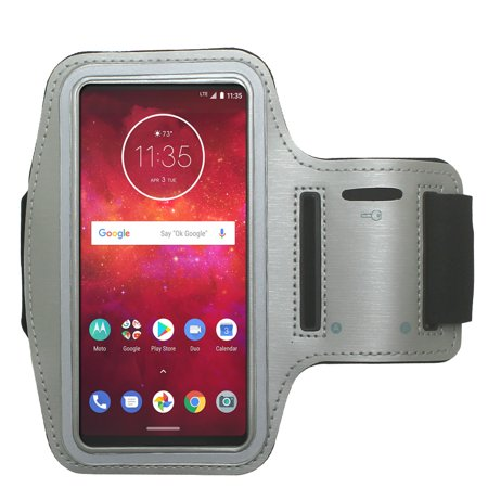 low priced 16fc3 90759 Cbus Wireless Adjustable Sports Armband Case for BLU Vivo XL4, Vivo XI+,  Vivo Go, Samsung Galaxy J7, OnePlus 6T, XiaoMi Mi A2, Pocophone F1, Huawei  ...