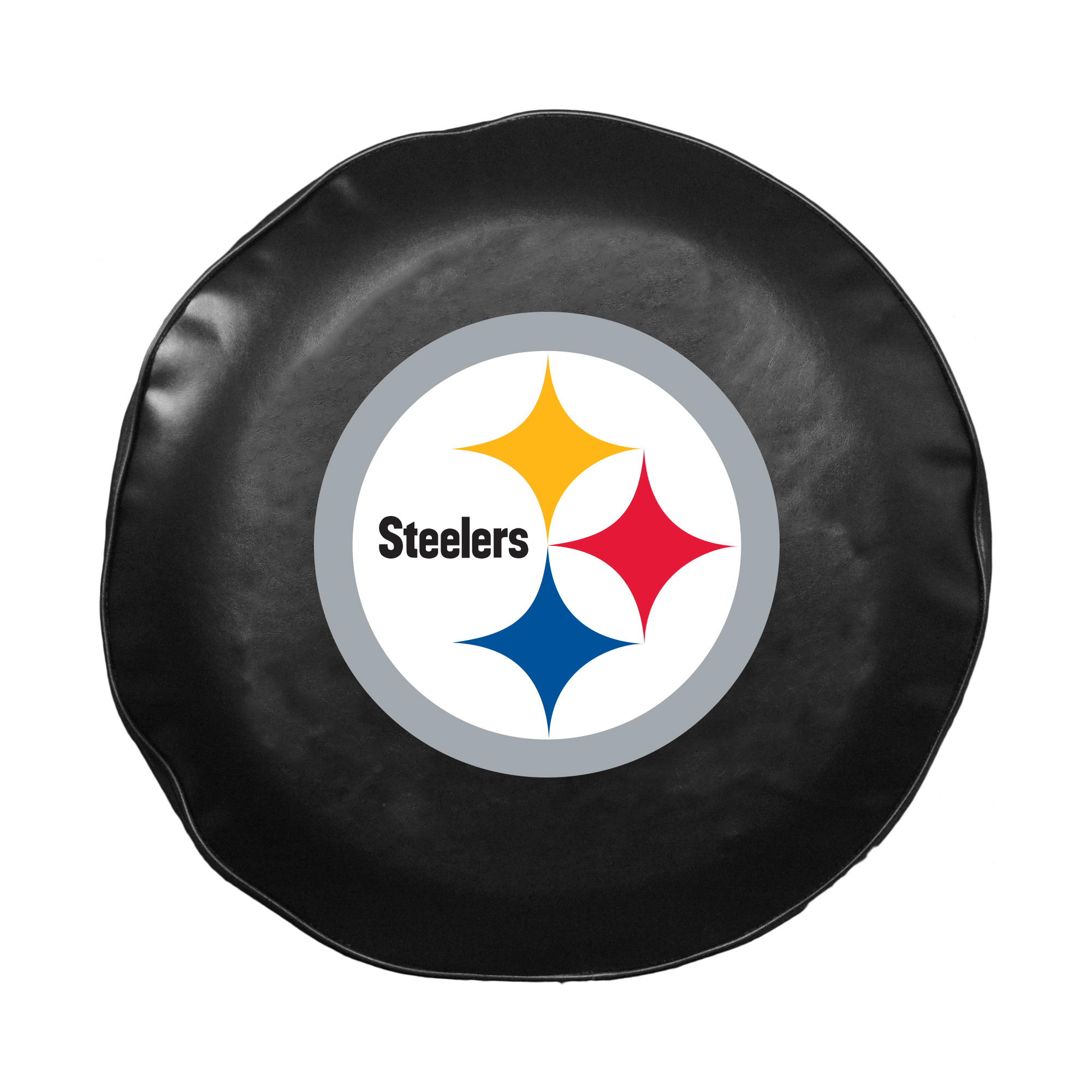 STEELERS Std Logo Tire Cover