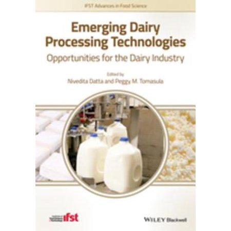 Emerging Dairy Processing Technologies - eBook